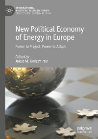 Cover New Political Economy of Energy in Europe