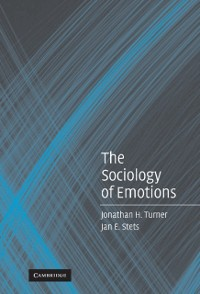 Cover Sociology of Emotions