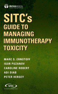 Cover SITC's Guide to Managing Immunotherapy Toxicity