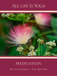 Cover All Life Is Yoga: Meditation