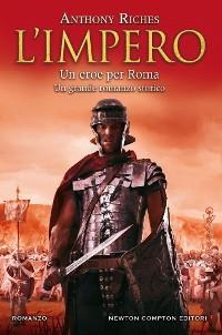 Cover L'impero. Un eroe per Roma