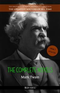 Cover Mark Twain: The Complete Novels