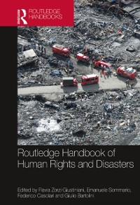 Cover Routledge Handbook of Human Rights and Disasters