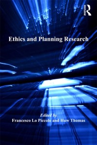 Cover Ethics and Planning Research