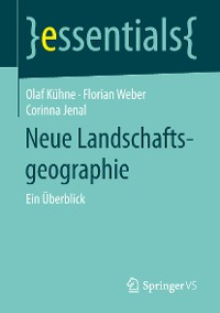 Cover Neue Landschaftsgeographie