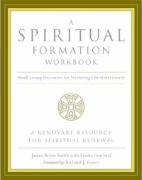 Cover Spiritual Formation Workbook - Revised Edition