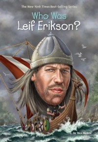 Cover Who Was Leif Erikson?