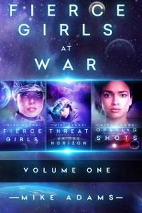 Cover Fierce Girls At War Vol. One