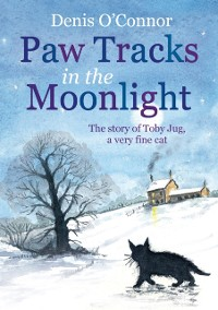Cover Paw Tracks in the Moonlight