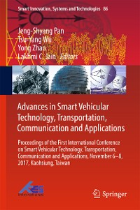 Cover Advances in Smart Vehicular Technology, Transportation, Communication and Applications