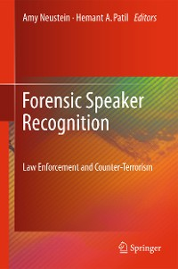 Cover Forensic Speaker Recognition