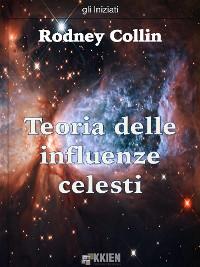 Cover Teoria delle influenze celesti