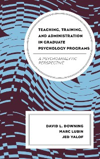 Cover Teaching, Training, and Administration in Graduate Psychology Programs