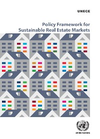 Cover Policy Framework for Sustainable Real Estate Markets