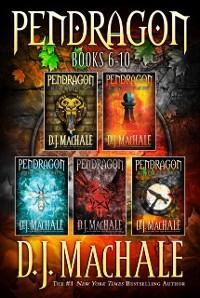 Cover Pendragon Books 6-10