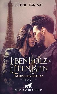 Cover EbenHolz und ElfenBein | Erotischer Roman