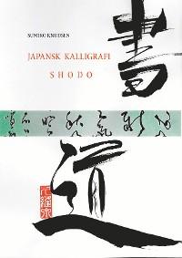 Cover Japansk Kalligrafi