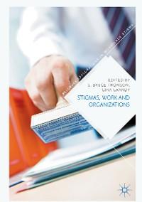 Cover Stigmas, Work and Organizations