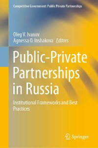 Cover Public-Private Partnerships in Russia