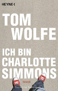 Cover Ich bin Charlotte Simmons