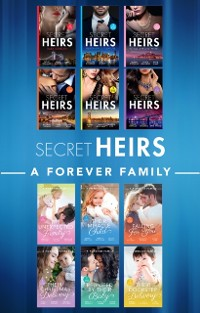 Cover Secret Heirs And A Forever Family