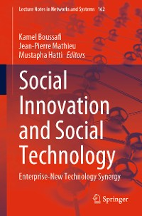 Cover Social Innovation and Social Technology