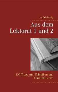 Cover Aus dem Lektorat 1 und 2