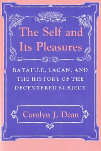Cover The Self and Its Pleasures