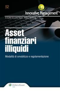 Cover Asset finanziari illiquidi