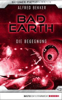 Cover Bad Earth 43 - Science-Fiction-Serie
