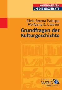 Cover Grundfragen der Kulturgeschichte