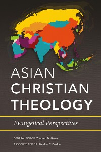 Cover Asian Christian Theology