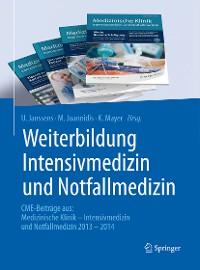 Cover Weiterbildung Intensivmedizin und Notfallmedizin