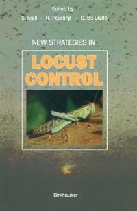 Cover New Strategies in Locust Control