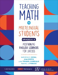 Cover Teaching Math to Multilingual Students, Grades K-8