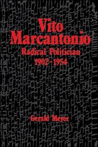 Cover Vito Marcantonio