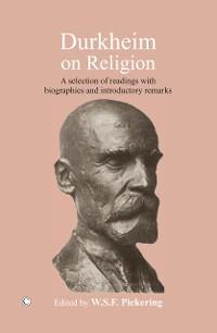 Cover Durkheim on Religion