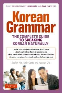 Cover Korean Grammar