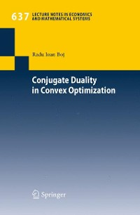 Cover Conjugate Duality in Convex Optimization