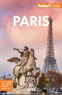 Cover Fodor's Paris 2020
