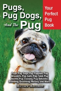 Cover Pugs, Pug Dogs, and The Pug
