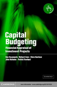 Cover Capital Budgeting