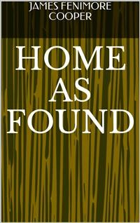 Cover Home as Found