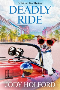 Cover Deadly Ride