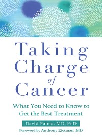 Cover Taking Charge of Cancer