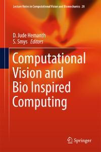Cover Computational Vision and Bio Inspired Computing