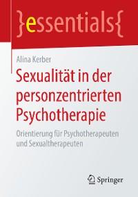 Cover Sexualität in der personzentrierten Psychotherapie