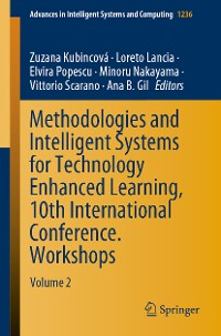 Cover Methodologies and Intelligent Systems for Technology Enhanced Learning, 10th International Conference. Workshops