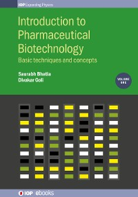 Cover Introduction to Pharmaceutical Biotechnology, Volume 1