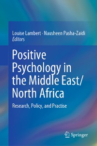 Cover Positive Psychology in the Middle East/North Africa